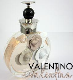 Gorgeous new fragrance from Valentino, Valentina eau de parfum
