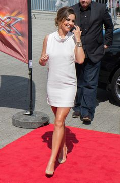 Cheryl Cole Photos - 'The X Factor' Newcastle Auditions - Zimbio