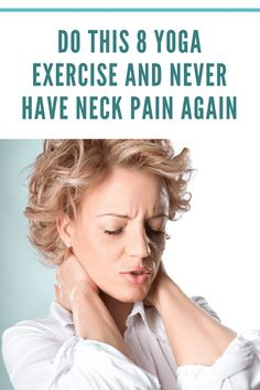 NECK PAIN EXERCISES – BODY FIT IDEAS