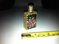 Vintage Miniature Flacon Parfume Bottle beautiful deco