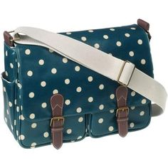 Ohhh I love the spotty dots so much. Cath Kidston Saddle Bag