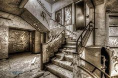 verlaten ziekenhuis belgie - Google zoeken