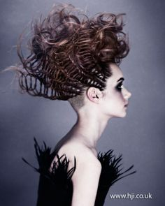British Hairdressing Award Winners 2013  -- See more on www.salonmagazine.ca #hairdressers #hairstylists #salons #beauty #pros
