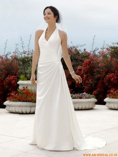 Bridal Collection Wedding Dress  V3189
