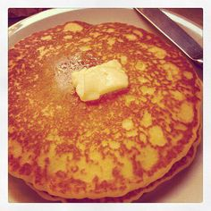 Start your day off right with a stack of our delicious pancakes!