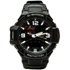 G-Shock G Aviation Accessories ($270) ❤ liked on Polyvore