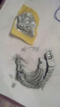 How to make Borg Implants!!