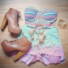 pastel & dreamcatcher ~