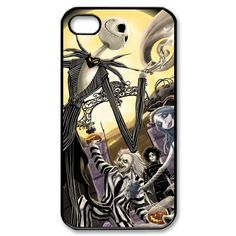 Disney the Nightmare Before Christmas iPhone 4 4s Back Cover Case Durable iPhone 4 4s Case by custom iphone case, http://www.amazon.com/dp/B00ATZPA6K/ref=cm_sw_r_pi_dp_ypGZrb0JJ2V7W