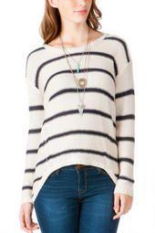 Quinn Striped Sweater