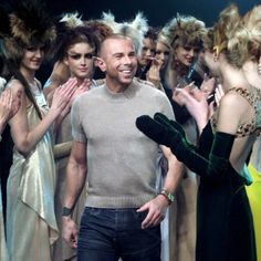 Modeconnect's Fashion News Round-Up – April, 19, 2013: The incredibly colourful life of Thierry Mugler