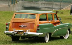 1949 buick roadmaster estate wagon | Recent Photos The Commons Getty Collection Galleries World Map App ...