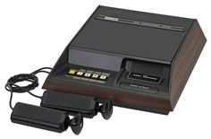 Fairchild Channel F video game system