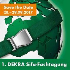1. DEKRA Sifa-Fachtagung  Am 28. und 29. September ist das DEKRA Congresshotel in Altensteig-Wart Treffpunkt für Sifas aus ganz Deutschland.  Die DEKRA Akademie lädt interessierte Fachkräfte für Arbeitssicherheit zum intensiven Erfahrungs-und Informationsaustausch in den schönen Schwarzwald ein. Wie gestaltet sich der Arbeitsschutz von morgen und welche Trends lassen sich bereits heute erkennen. Darüber wollen wir mit Ihnen diskutieren. Wir laden Sie hierzu herzlich ein - seien Sie dabei!