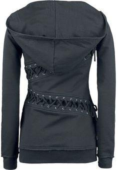 Amazing Full Sleeves Norwegian Style Sweater   See more Emp Online Girls Zipped Hoodie