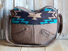 navajo inspired bag