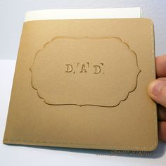 Tutorial For Making A Fathers Day Wallet Gift Card Holder Fathers Day Cards Card Holder
