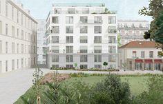 NP2F Architectes-pariscaserne de reuilly