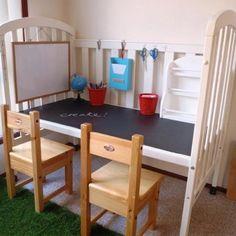 ¿Por qué botar si puedes darle un nuevo uso a las cosas? Les dejamos una excelente alternativa para el cuarto de los más pequeños  http://www.ucal.edu.pe/carreras/arquitectura-de-interiores/
