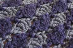 Fun With Stitches: Shell Stitch | Louie's Loops