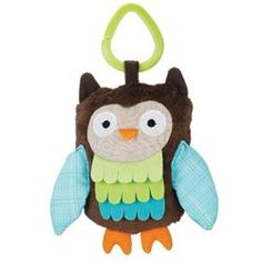Wise Owl Stroller Toy by Skip Hop