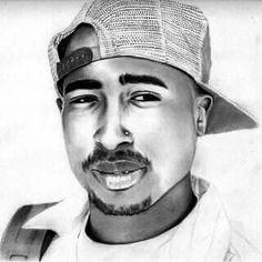 Caricatures, Tupac Art, Tupac Wallpaper, Tupac Pictures, Rapper Art, Hip Hop Art, Black Artwork, Tupac Shakur, African American Art