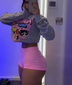 Thick Girls Outfits, Curvy Girl Outfits, Cute Casual Outfits, Mode Streetwear, Streetwear Fashion, Mode Rihanna, Girl Fashion, Fashion Outfits, Classy Fashion