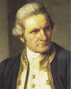 19th April 1770 - Capt James Cook 1st sees Australia.