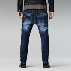 G-Star RAW - Attacc Low Straight - Men - Jeans