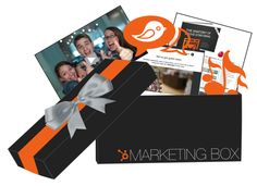 The Marketing Box: Everything You Need To Send The Perfect Email