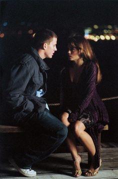Channing Tatum and Jenna Dewan-Tatum in Step Up
