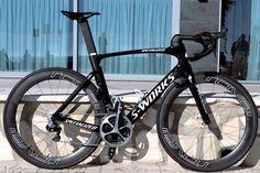 We take a look at Marcel Kittel's Specialized S-Works Venge ViAS, the super-fast aero bike that the German sprinter will use at Etixx-Quick Step in 2016.