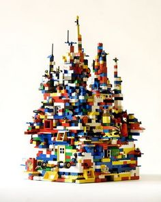 Anders Nyberg Illustrator: Lego project