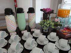 Festejar é tudo de bom!: Chá da tarde