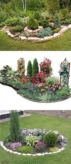6 jardin tropical paysagiste jardins avant petits - Idee Jardin