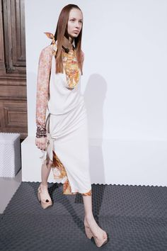 Acne Studios Resort 2017 fashion show - Pre-Spring-Summer 2017 collection, shown 1st June 2016