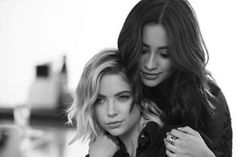 Ashley Benson and Shay Mitchell! #ButtahBenzo