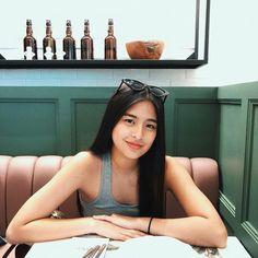 Gabbi Garcia, Girl Face, Actresses, Selfie, Let It Be, Sanya, Filipino, Beautiful, Beauty