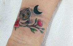 Die 426 Besten Bilder Von Eulen Tattoo In 2019 Small Tattoo