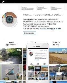 Gayrimenku & inşaat Project dosya yetkili & hakimsek %0 risk SOSYAL MEDYA ortamında kullanımını artık daha HIZLIYIZ. LİNK tıkla: www.instagram.com/iron_investment_real_estate/ TURKEY- BULGARİA Yatırım gayri menkul (portföy sunum İNŞAAT project alım ve satış gümrük Her türlü soru,görüş ve isteklerinizi bize bildirmek için SOSYAL MEDYA paylaşım LİNKLERİ TIKLAYRAK TAKİP İLETİŞİM ADRES imizi kullanınız. İRON yatırım gayrimenkul gümrük A.Ş www.irongyo.com. İNVESTMENT Real estate construction pro