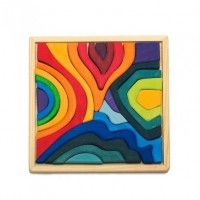 Four Elements Wooden Puzzle - Small