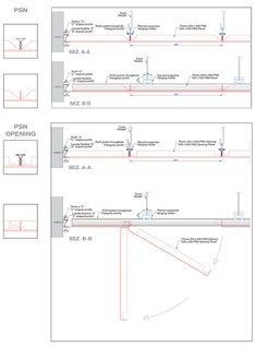 Productie plafoane metalice: tavane grila, lamelare, customizate; trape de acces