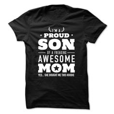 PROUD SON Shirt- LIMITED EDITION