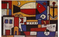 uruguay pintores - Joaquín Torres García