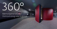 Pogledajte interaktivan muzej! Kliknite i razgledajte memorijalne lokacije Domovinskog rata u Vukovaru. Flat Screen, Blood Plasma, Flatscreen, Dish Display