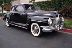 1942 Dodge Club Coupe