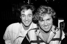 tonight, for the Halloween, I bring you GOOD TIMES, a CHIC cover that George Michael used to perform in the WHAM! Brit Awards 2017, 20th Century Music, Andrew Ridgeley, George Michael Wham, Classic Rock And Roll, Michael Love, Tv Show Music, Pop Rock Bands, Hot Hunks