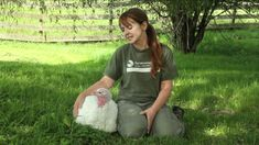 Turkeys are intelligent and social animals - meet Hildy.