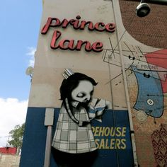 Prince Lane, Perth - Nov 2014