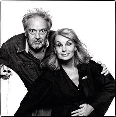 David Bailey & Jean Shrimpton http://visualartistsuk.com/artists/david_bailey/portraits/32